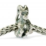 Trollbeads TAGBE-30111 Kraal Steenbok zilver