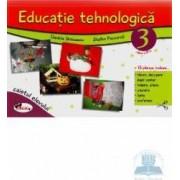 Educatie Tehnologica Cls 3 Caiet+15 Planse Incluse - Daniela Stoicescu Stefan Pacearca