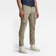 G-star RAW Hommes Rovic Zip 3D Tapered Pant Beige