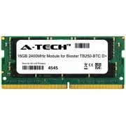A-Tech 16GB Module for Biostar TB250-BTC D+ Laptop & Notebook Compatible DDR4 2400Mhz Memory Ram (ATMS391674A25831X1)