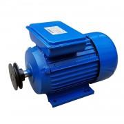Motor electric monofazat Uralmash 1.1 KW 1500/3000 RPM bobinaj cupru