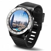 """""""S99A MTK6580 3G Android 5.1 1.33"""""""" reloj de pulsera reloj inteligente - Plata"""""""