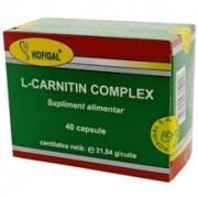 L Carnitin Complex Hofigal 40cps