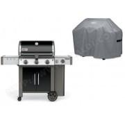 WEBER Barbecue Weber Genesis II LX E-340 GBS + Housse