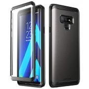 SUPCASE [Serie UB Neo ] Funda Samsung Galaxy Note 9, Funda de envoltura completa de doble capa con protector de pantalla incluido (Negro)