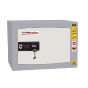 Seif certificat SR EN 1143-1 Clasa I, Inchidere cu cheie,310x435x324 mm Planet Safe H.30.K