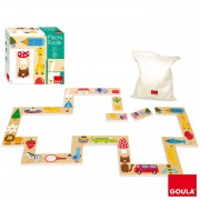 Goula Macro Puzzle Diset 53328