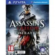 Joc Assassins Creed III Liberation pentru PlayStation Vita