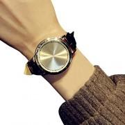 Quartz Wrist Watch,vmree Unisex Waterproof LED Watch Men Women Lovers Watch Smart Electronics Watches (Silver--Larger)