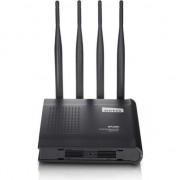 Router Wireless Netis Dual Band, Gigabit, 4 x Lan , 4 X Antena 5 dBi externa, 1 X USB
