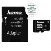 Micro SD 16GB 45Mb/s