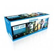 Grundig - LED RGB Lanț de crăciun exterior 1m 100xLED/2,7W/230V IP44