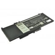Dell Batterie ordinateur portable F5WW5 pour (entre autres) Dell Latitude E5550 - 6880mAh - Pièce d'origine Dell