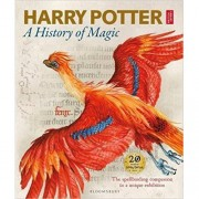 Harry Potter - A History of Magic - Library, British
