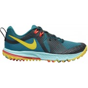Nike Air Zoom Wildhorse 5 - scarpe trail running - donna - Light Blue/Yellow