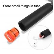 Obturateur Déclencheur + Dôme Port Objectif Couvercle Transparent + Flottant Main Grip Plongée Bâton de flottabilité avec Réglable Anti-Perte Sangle & Vis et Clé pour GoPro HERO6 / 5