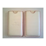 Montblanc бял калъф за Apple iPhone 4