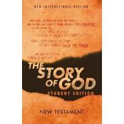 Niv, the Story of God, Student Edition, New Testament, Paperback/Zondervan