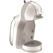 Кафемашина, Krups Dolce Gusto MINI ME, Espresso machine, 1500W, 0.8l, 15 bar, Artic grey & White (KP120131)