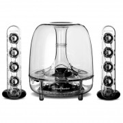 Harman Kardon SoundSticks Desktop Wireless System Free Delivery
