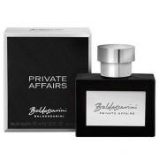Perfume Private Affair Masculino Baldessarini Perfume EDT 50ml - Masculino-Incolor