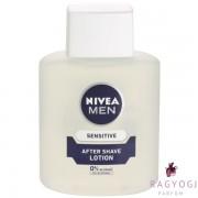 Nivea - Men Sensitive After Shave Lotion (100ml) - Borotválkozás utáni balzsam