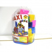 Maxi építőkocka 30 darabos