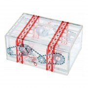 Caja Transparente Magic Props Rey Trucos De Magia