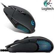Logitech G302 Daedalus Prime MOBA 6 Buttons 1 x