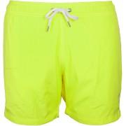 Sunstripes Badeshorts Uni Gelb - Gelb Größe XL