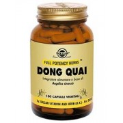 Solgar It. Multinutrient Dong Quai 100 Capsule Vegetali