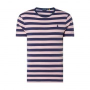 Polo Ralph Lauren Custom Slim Fit T-Shirt mit Streifenmuster