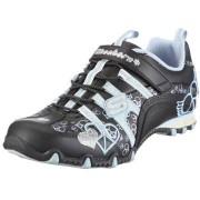 Adidasi Skechers Love Fetite negru bleu