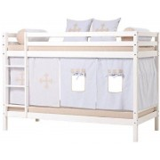 Hoppekids Våningssäng 90 x 200 cm - Hoppekids Fairytale Knight Säng 102901