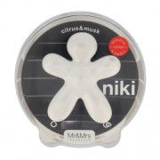 Mr&Mrs Fragrance Niki Citrus & Musk 1Ks U (Vůně Do Auta)