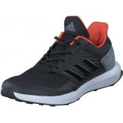 adidas Sport Performance Rapidarun K Core Black/Core Black/Energy S, Skor, Sneakers & Sportskor, Löparskor, Blå, Unisex, 28