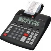Calcolatrice scrivente Olivetti Summa 302 - 436264 Calcolatrice da tavolo scrivente 160 X 220 X 50 mm con display da 12 cifre con carta di tipo normale funzioni: 4 operazioni base, % 4 tasti memoria, margine sul venduto, calcolo tasse automatico in confez