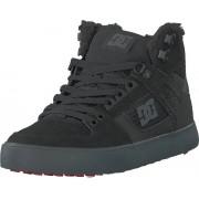 DC Shoes Pure High-top Wc Wnt Black/grey/red, Skor, Sneakers & Sportskor, Höga sneakers, Svart, Herr, 40