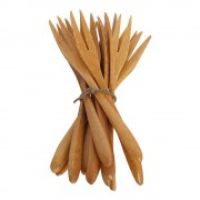 House Doctor Bamboo Gaffel 14 cm 12-pack