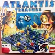 Lego Atlantis Treasure 3851 Limited Edition