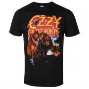 tricou stil metal bărbați Ozzy Osbourne - Vtge Werewolf - ROCK OFF - OZZTSG11MB