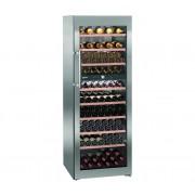 Wijnklimaatkast RVS | 211 Flessen | Liebherr | 593 Liter | WTes 5972 | 70x74x(h)192cm