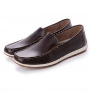【SALE 30%OFF】エコー ECCO DIP Moc (MOCHA) メンズ