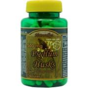 Psyllium Husks 100 Capsulas