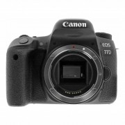 Canon EOS 77D negro refurbished