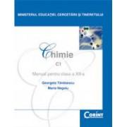 Chimie C1 Manual pentru cls a-XII-a