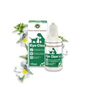 NAS Eye Clear Drops For Dogs, Cats and Horses