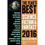 The Year's Best Science Fiction & Fantasy, Paperback