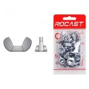 Piulita fluture din 315, otel, zincat - m10 - [15 buc] 0315010B