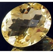 Yellow Topaz - Best substitute for Pukhraj or Yellow Sapphire Ratti 7.75